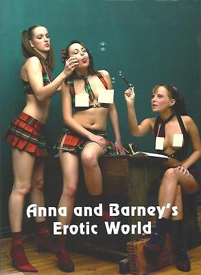 Anna And Barney's  : Erotic World