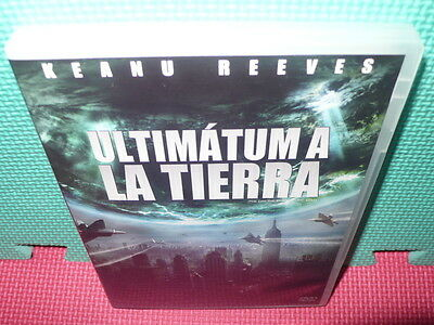 Ultimatum A La Tierra - Keanu Reeves - Ciencia Ficcion