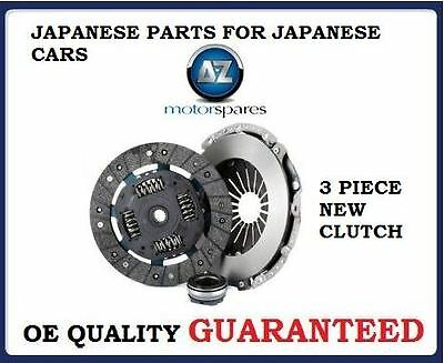For Toyota Hiace 2.5 Dt  D4D 8/2006-->  New 3 Piece Clutch Kit *oe Quality*