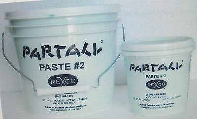 Rexco Partall #2 Paste Wax Mold Release, 24 oz