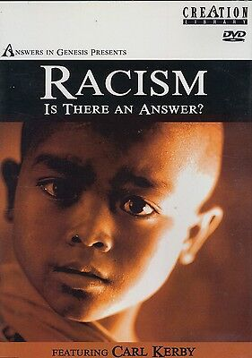 Social Science Dvd Racism Is There An Answer Carlo Kerby
