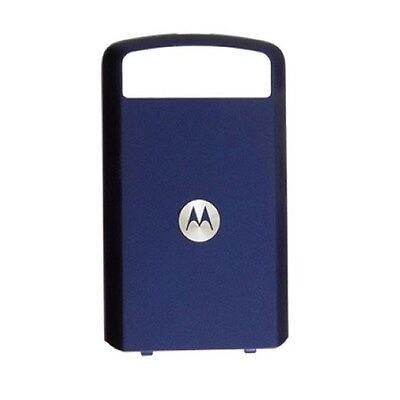 Lot Of 2 Used Oem Battery Door Back Cover Motorola Rizr Z3 T-Mobile Blue