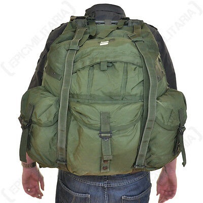 Large (LC-1) US ALICE PACK - Olive Green American Army Surplus Rucksack