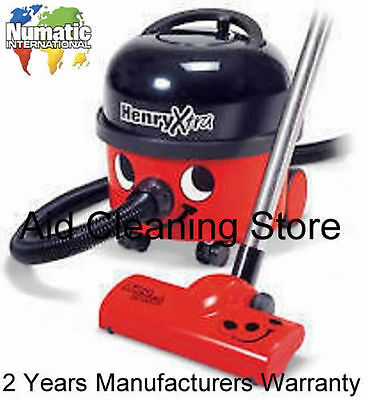 Henry Xtra Air Turbo Vacuum Cleaner - Great On Carpets - HVX200-12 - Numatic