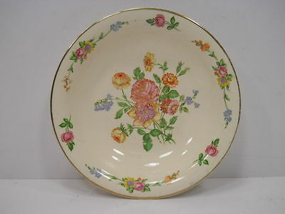 Genuine 7 Inch Edwin Knowles China Co. Semi Vitreous China Bowl-Made in USA