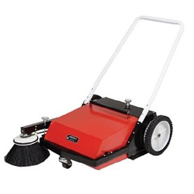 NEW! Vestil Industrial Manual Brush Sweeper!!