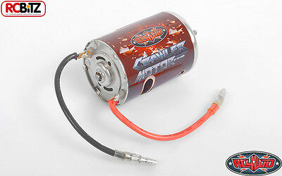 540 Crawler Brushed Motor by RC4WD CHOOSE 35 45 55 65 or 80T Bullet Connectors