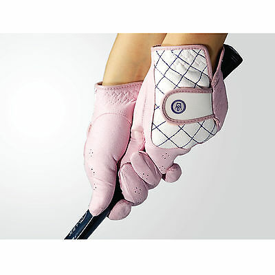 Women lady Golf Gloves 1 Pair Wet all weather gloves Size S,M,ML,L High quality