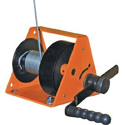 NEW! Hand Operated Standard Gear Winch 600 Lb. Capacity!!