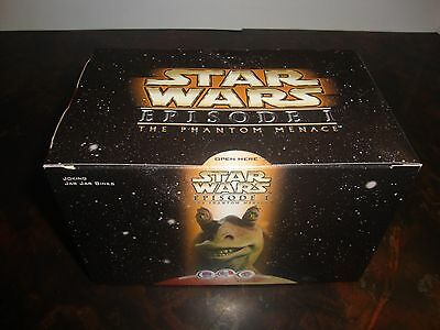 Star Wars---Episode 1---Taco Bell---Joking Jar Jar Binks---Factory Sealed---1999