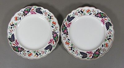 Grindley China STRATHCONA Set of 2 Dinner Plates
