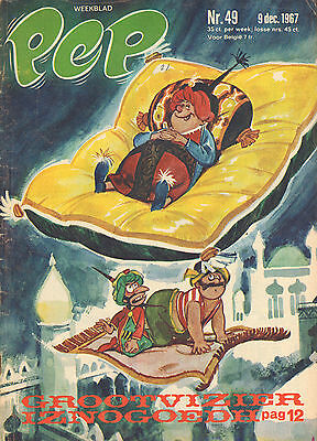 PEP 1967  nr. 49 - IZNOGOEDH(COVER)/STANLEY BISH/SMALL FACES/LUCHTMACHT