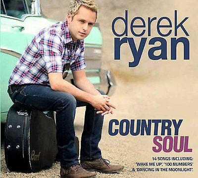 Derek Ryan Country Soul Cd 2013