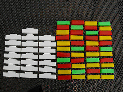 2 Sets of Spacers for National Hive Frames DN1 & SN1