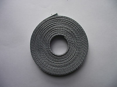 Roller Shutter Strap for Winder Box 5 metres for 12-14 mm wide repair