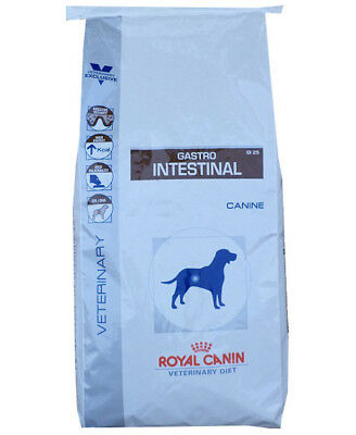 14kg Royal Canin  Veterinary Diet GI 25 Gastro Intestinal
