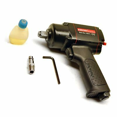 "1/2"" drive air impact wrench / gun mini 280 ft/lbs/ 380Nm BERGEN AT803"