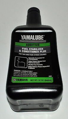 Yamalube Fuel Stabilizer & Conditioner 32oz. Part # ACCFSTABPL32