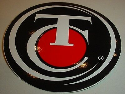 "Thompson Center 3"" Logo Vinyl Sticker .45 .40 9 MM Pistol"