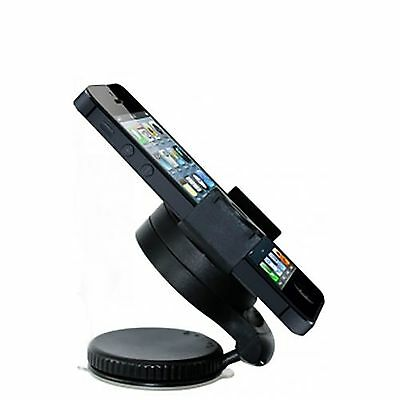 Support Voiture Universel Iphone Samsung Galaxy Lumia Xperia Htc Lg Ventouse Gps