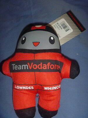 Holden Racing Team - Team Vodafone - Lowndes / Whincup Plush Toy - New