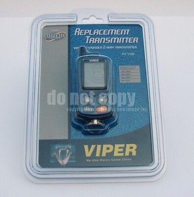 Viper 479V 2-Way Replacement Remote Transmitter EZSDEI478 for 790VX ~ Brand New