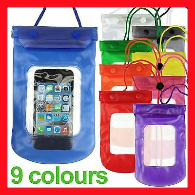 Waterproof Pouch Dry Bag Protector Case Travel Hiking Wallet for Smartphone MP3