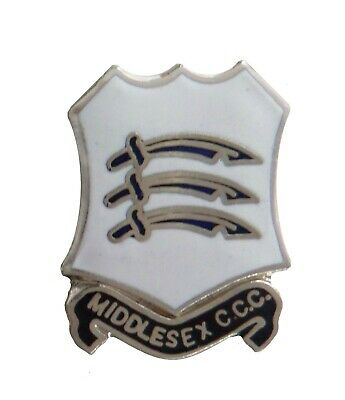 Middlesex County Cricket Club  Pin Badge E233