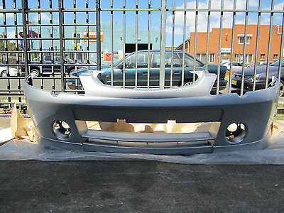 HOLDEN COMMODORE VY SS SV6 FRONT BUMPER BAR silver NEW