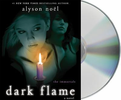 Dark Flame - The Immortals #4 by Alyson Noel new CD 9  hours 7 CDs