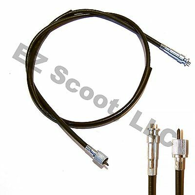 """Speedometer Cable 43"""" 110Cm 11.9Mm Gy6 4 Stroke Chinese Scooter Taotao Jonway"""