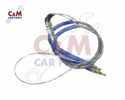 Rear Handbrake Cable (Complete, Left & Right) - Peugeot Boxer Mk1 1994 - 2002 Qh
