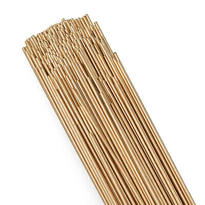 1.6mm Silicon Bronze TIG Filler Rods - 5kg - RCuSi-A - Welding Wire - Hampdon
