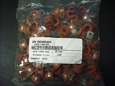 ~  PRO POWER SPC11146 - Cushioned Cable Clamps Qty - 100  EC9-4
