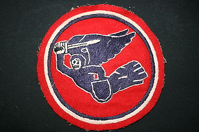 SUPERB 92ND FIGHTER SQUADRON 12TH 14TH AAF AIR FORCE A2 JACKET PATCH 81ST GROUP