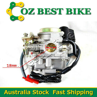 GY6 30MM CARBY Carburetor + Pod Filter 250cc GY6 Engine