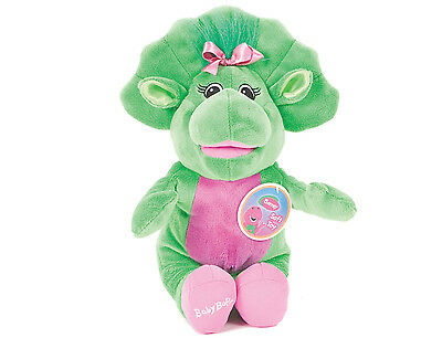 """Official Brand New 14"""" Baby Bop Plush Soft Toy Friend Of Barney And Bj"""