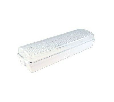 10 x 27 LED Emergency Exit Bulk 3 Hour Non-Maintained IP65 - 5 Watt