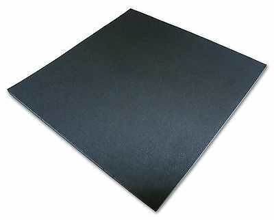 Epdm Black Rubber, Weather Resistant - Various Sheet Sizes 1.5Mm - 6Mm Thick