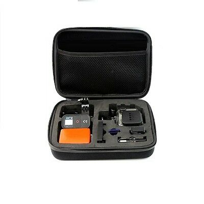 Carry Case Bag Box Full size Protection with battery space for GoPro Hero 3 3+