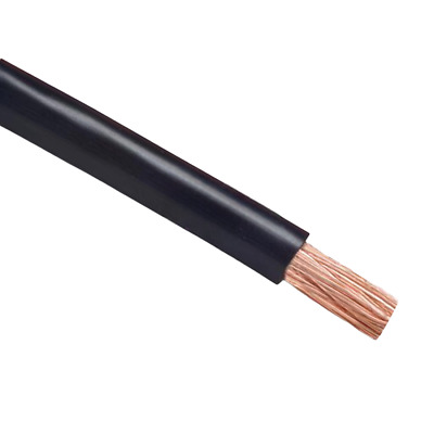 3m Black Battery Welding Cable 25mm² 170a - Flexible Marine Boat Automotive Wire