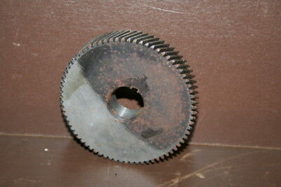 Helical gear 124307 Varidrive Unused
