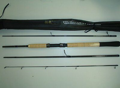 Brand new 4 PCS Japanese Graphite spinning rod 9 Feet,6-10kgs,STOCK CLEARANCE