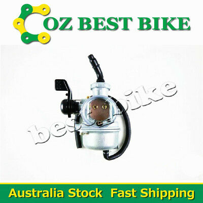 PZ 22mm Carburetor Lever Choke 110cc 125cc 140cc ATV Dirt Pit Bike Quad Buggy