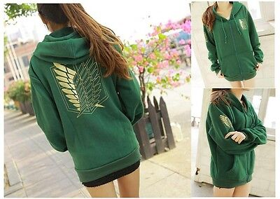 Attack On Titan Attack On Titan Freedom Wings Hooded Sweatshirt Casual Hoodie#D2