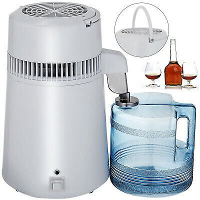 750W 110V Water Clean Filter Purifier Distiller Distilled Machine Home Kitchen