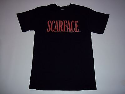 T Shirt Scarface Movie Logo Tony Montana