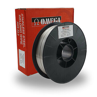 MIG Welding Wire - Stainless -  ER316LSi - 0.9mm x  5kg spool - Omega Premium