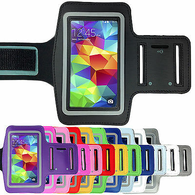 Sports Gym Running Armband Arm Case Band Cover for Samsung Galaxy S5 S4 S3 4G S7