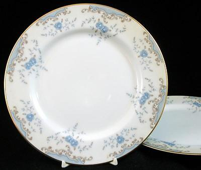 Imperial SEVILLE 2 Salad Plates 5303 Great Trim GOOD CONDITION